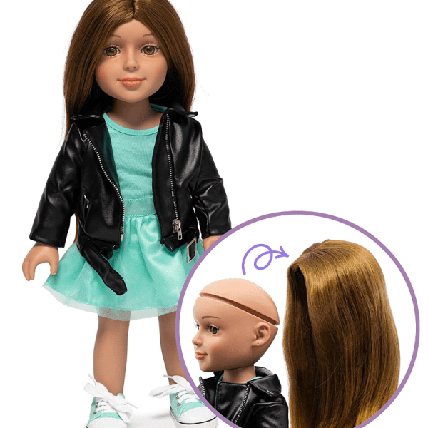 Amazon Deal Alert:  'I'm A Girly' Hair Styling Dolls