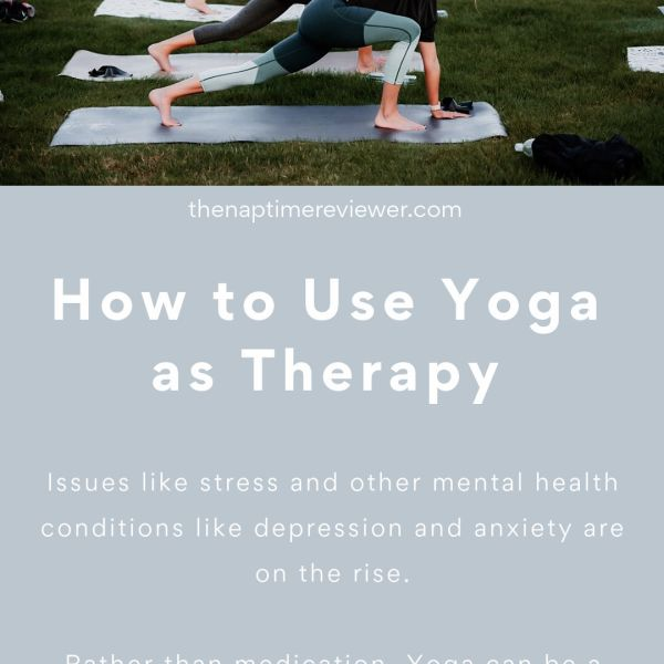 How to Use Yoga as Therapy