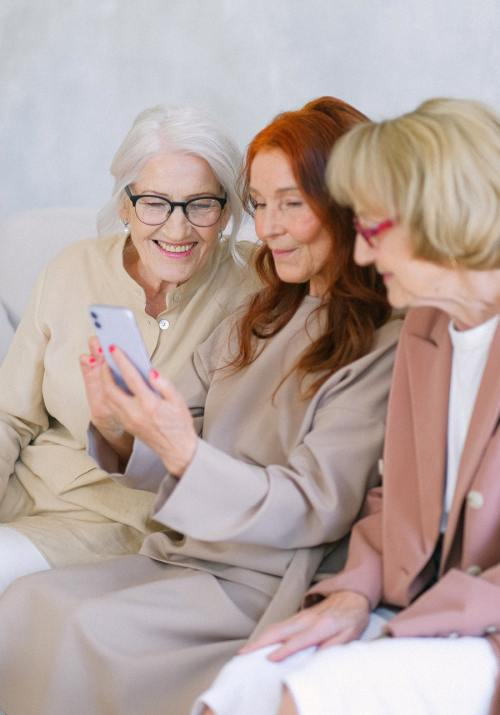 4 Networking Activities for the Senior Community