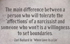The Narcissist's Hoover & Our Conditioned Response