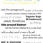 Nashville Summer Bucket List