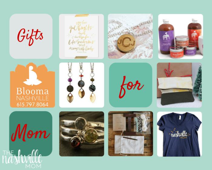 Nashville Gift Guide for Moms