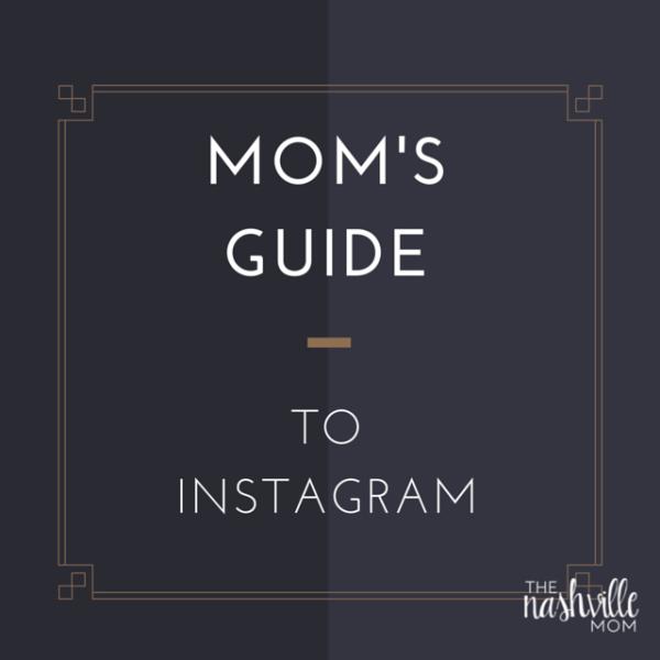 Instagram For Moms