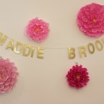 MB's Floral First Birthday