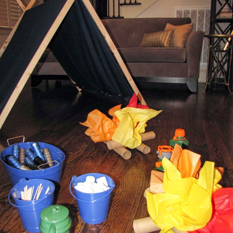 George's Tent Party