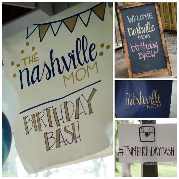 The Nashville Mom Birthday Bash