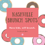 Nashville Brunch Spots