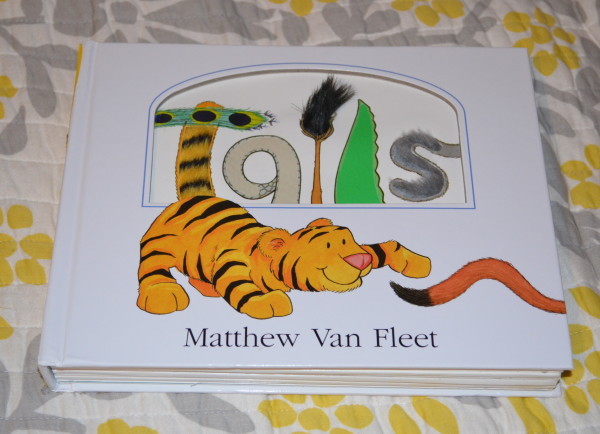 August Toddler Book Club: Tails