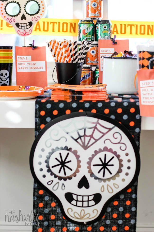 Halloween BOO Kit Party