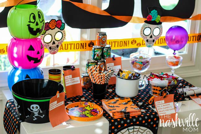 Halloween BOO Kit Party