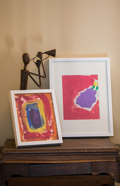 4 Ways to Save Your Child's Artwork