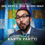 Mr. Steve cd release