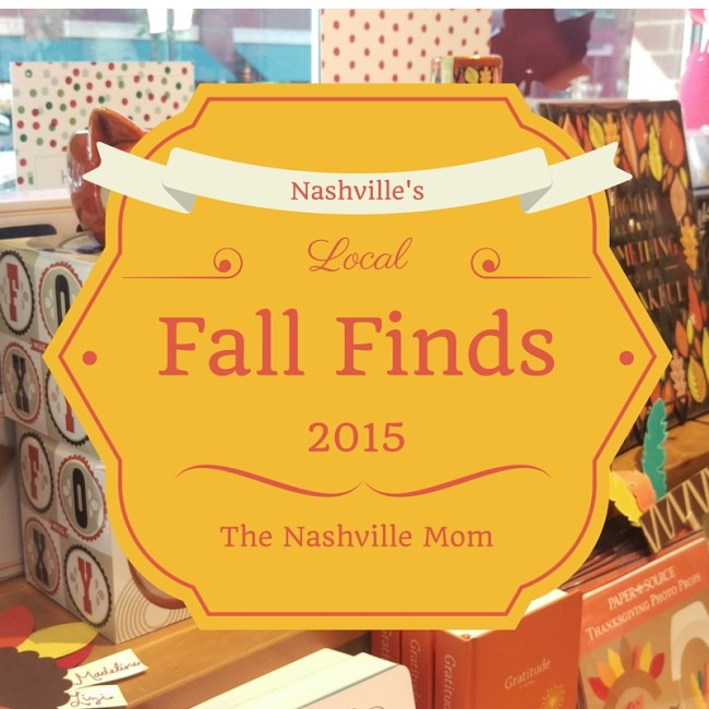 The Nashville Mom Fall Finds