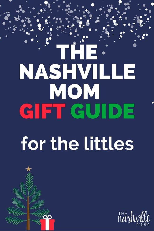 Shop small this holiday season with our Nashville gift guide for the littles!