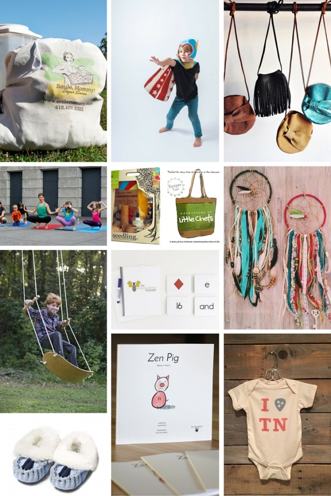 Shop small this holiday season with our Nashville gift guide for the kids!