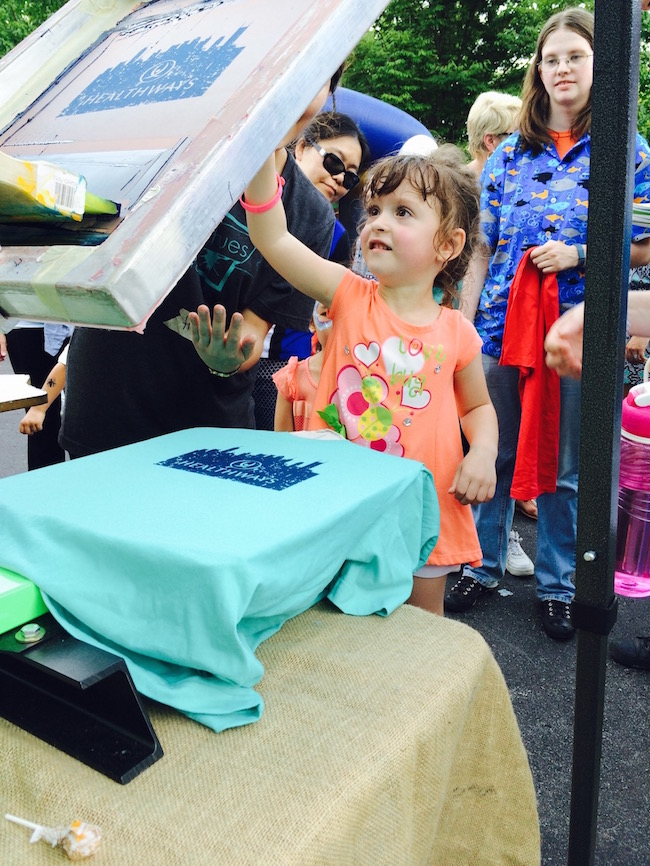 OUTDOOR Printing Child_