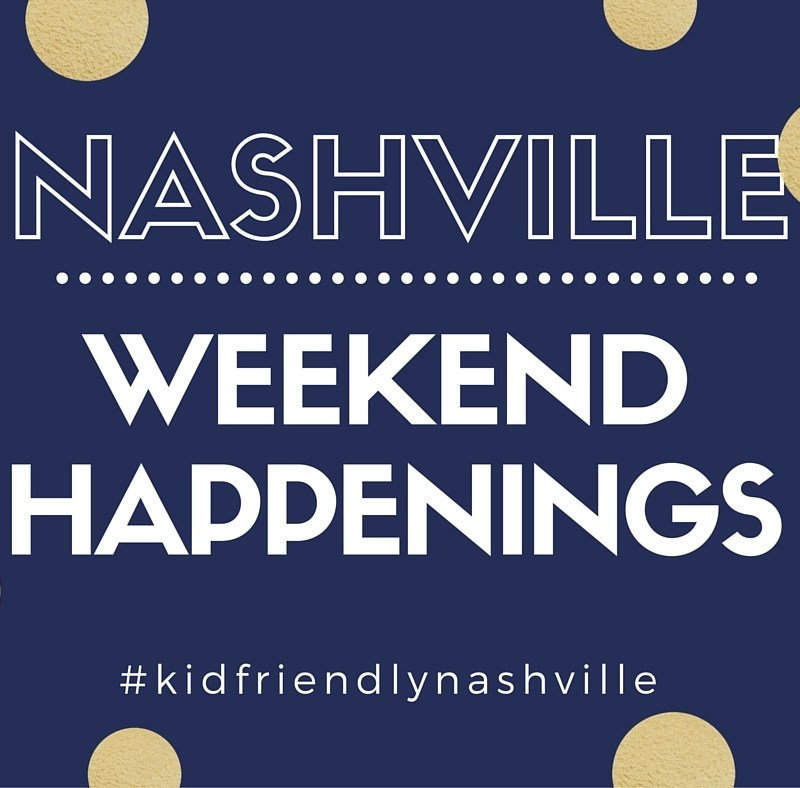 Nashville Weekend Happenings: Nov. 17-19