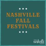 Nashville Fall Festivals