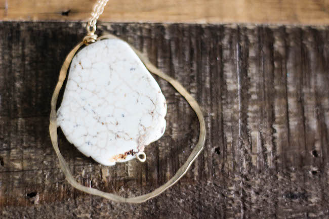 Products We Love: Underground Necklace