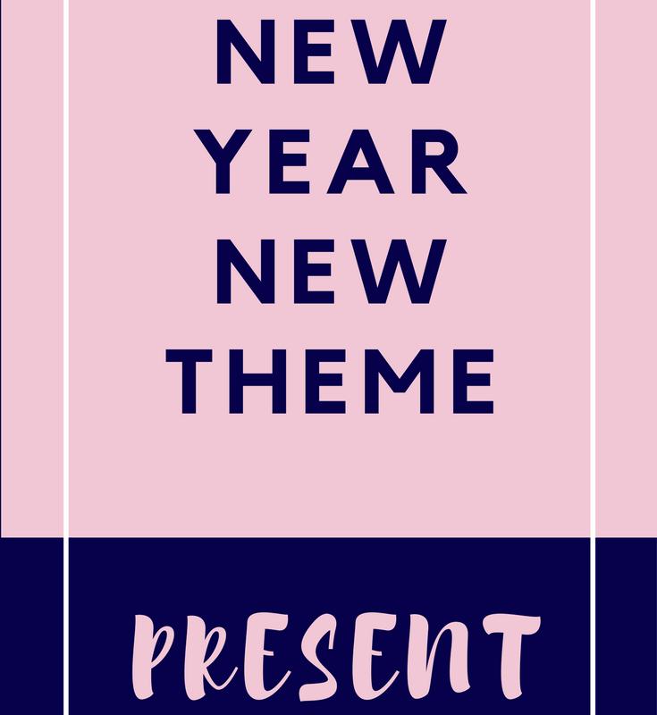 New Year, New Theme