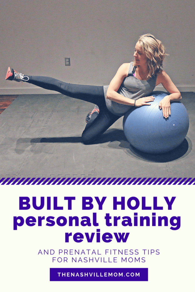 built by holly personal training review