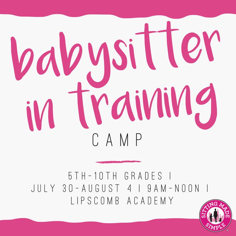 Babysitter in Training Camp