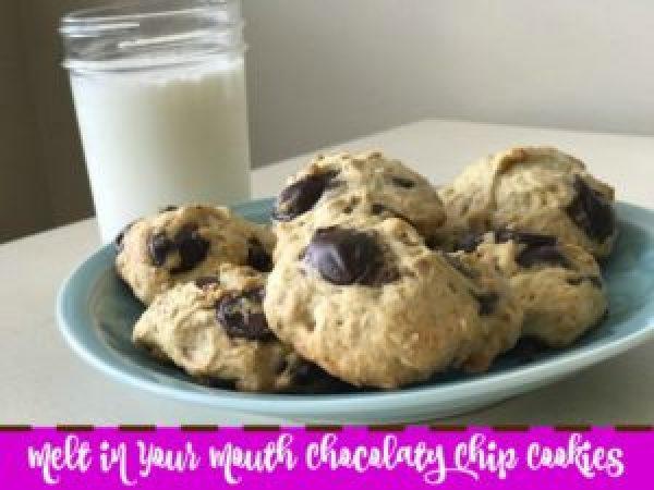Chocolaty Chip Cookies