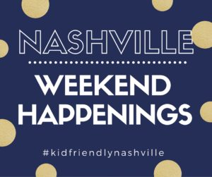 Nashville Weekend Happenings: Dec. 15-17