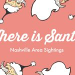 Nashville Santa Sightings!