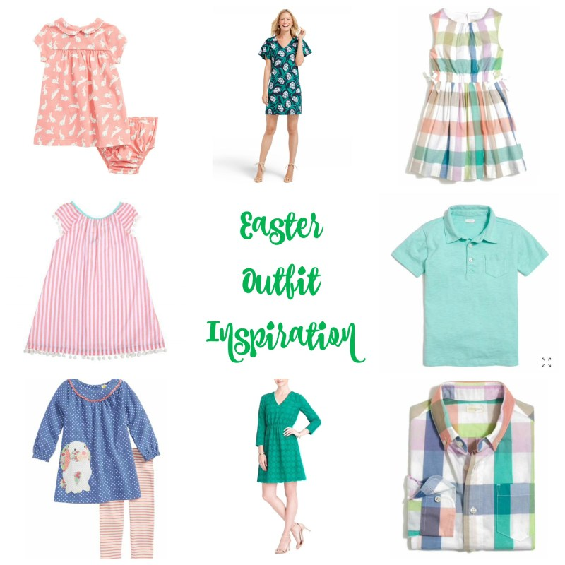 Easter Outfit Inspiration