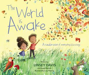 The World is Awake: Interview with Author, Linsey Davis