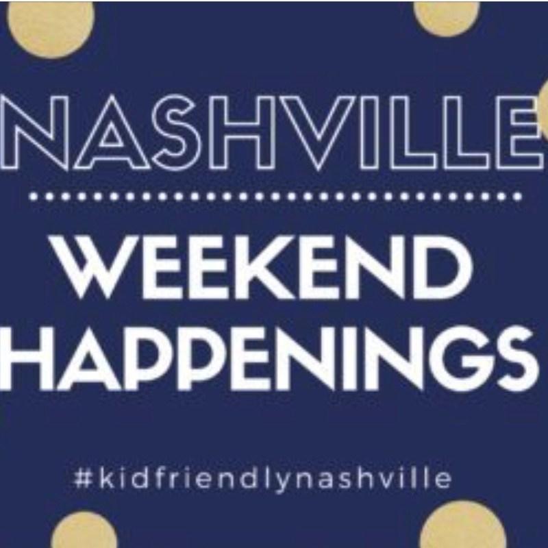 Nashville Weekend Happenings: May 4-6