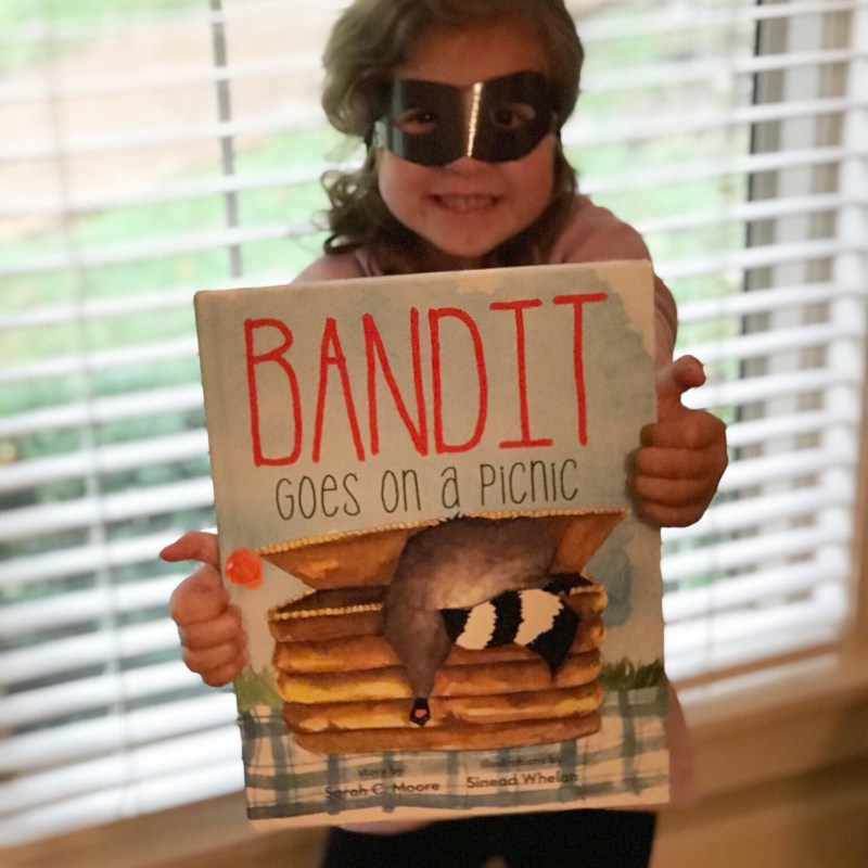 Book Club: Bandit Goes On A Picnic
