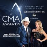 52nd CMA Awards