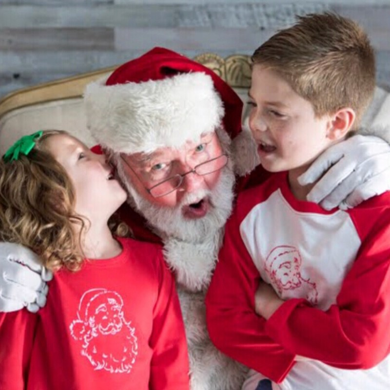 Nashville Santa Sightings