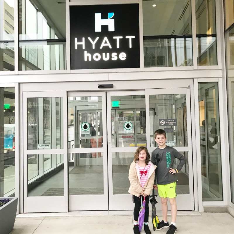 Nashville Staycation with Hyatt House