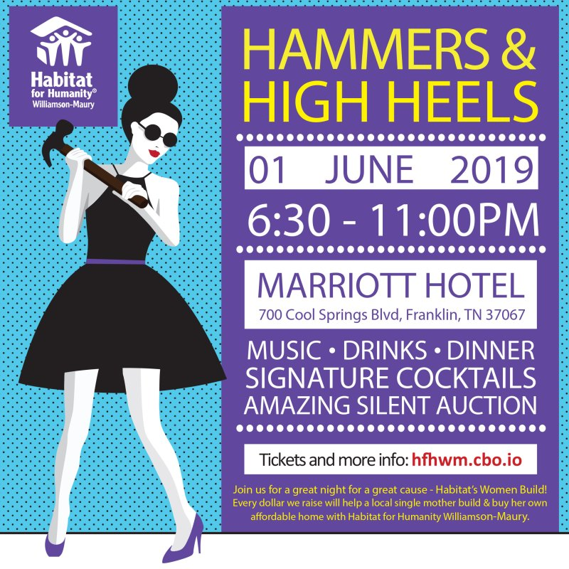 Hammers and High Heels
