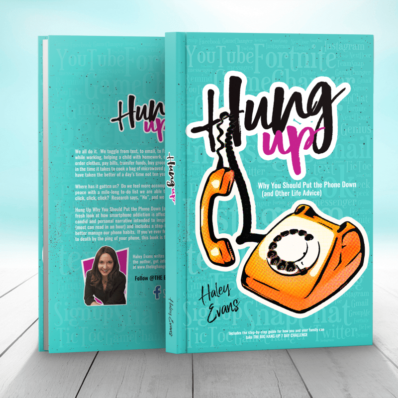 Hung Up:Author Hayley Evans Q +A