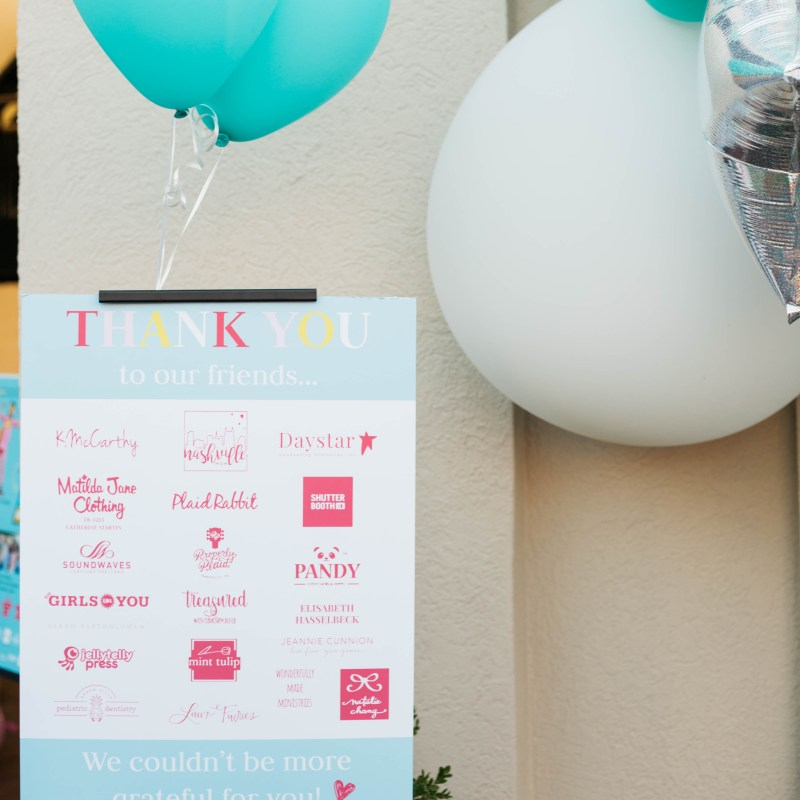 Raising Worry Free Girls Launch Party