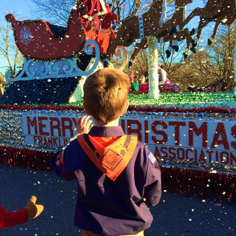 Nashville Area Christmas Parade Guide 2019