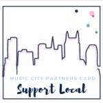 Music City Summer Savings Partners Card