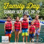 Family Day at Deer Run