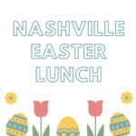 Easter Lunch Ideas
