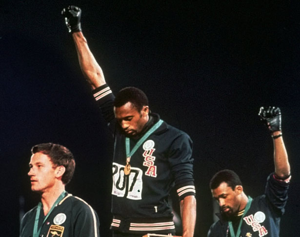Image result for john carlos and tommie smith