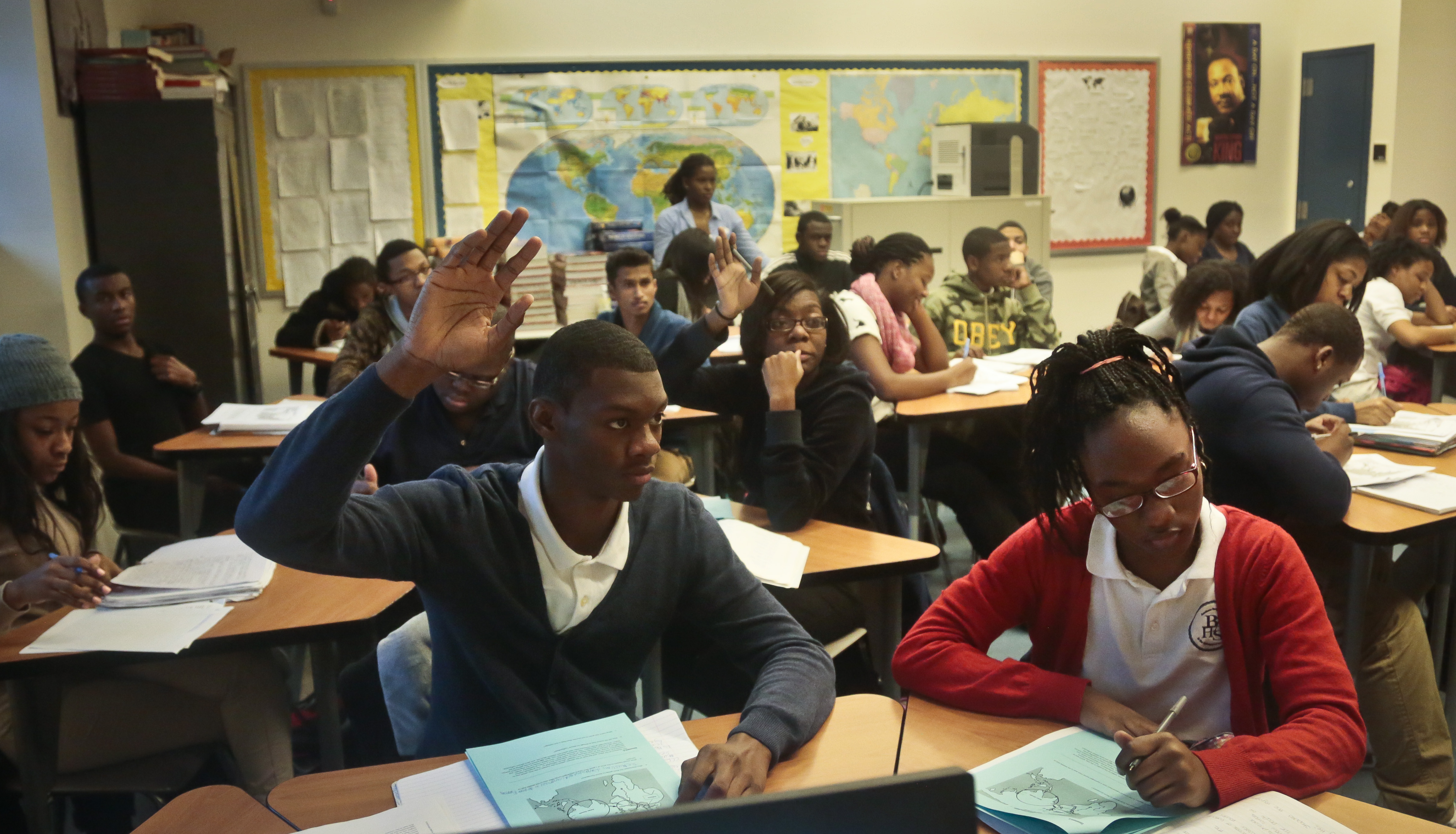 The Ged Is Getting Tougher For Students Who Need It Most