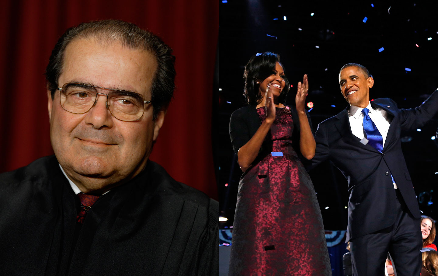 Obama administration kills judge scalia ericreports the late supreme court judge scalia left the obamas right aiddatafo Images