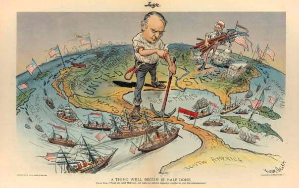 Image result for 898 – U.S. President William McKinley signed a joint resolution to Congress for declaration of War against Spain, beginning the Spanish–American War.