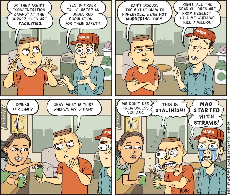 Straw Man Argument