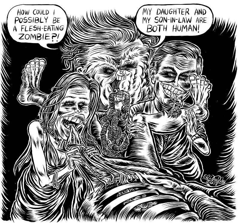 Purpose Government Cartoon