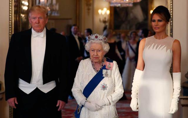 We Are Being Embarrassed by Ugly-American Grifters on an Ego Trip to London  | The Nation